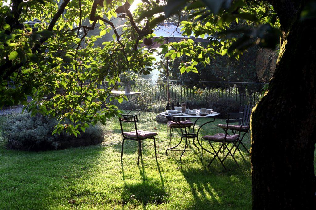 Prenez le temps d'un petit déjeuner dans l'herbe