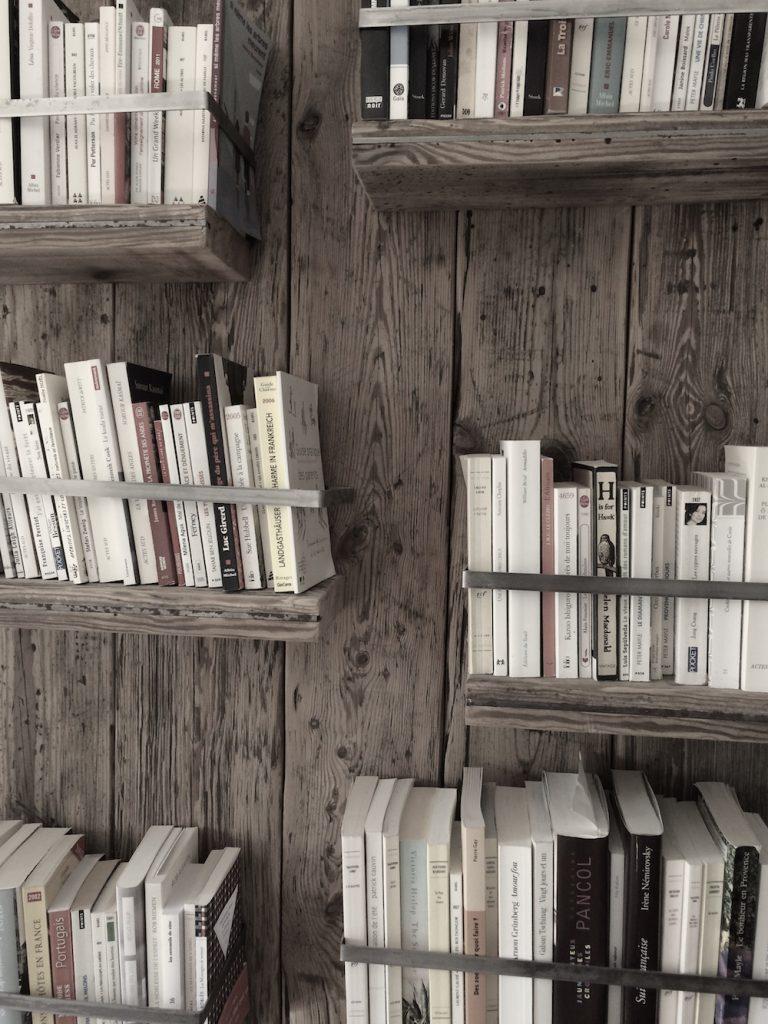 bibliothèque du naoc