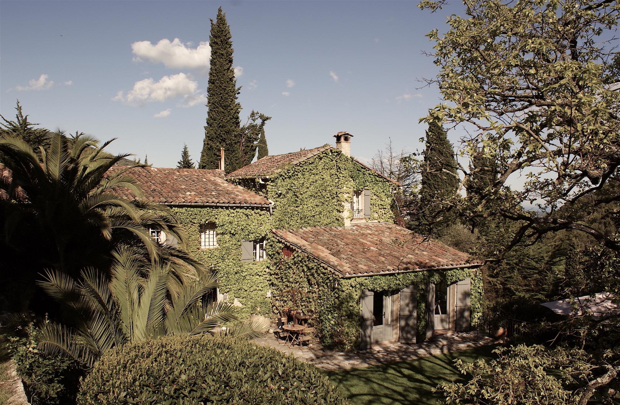Le Mas du Naoc présentation de notre maison d h´tes proche de Grasse
