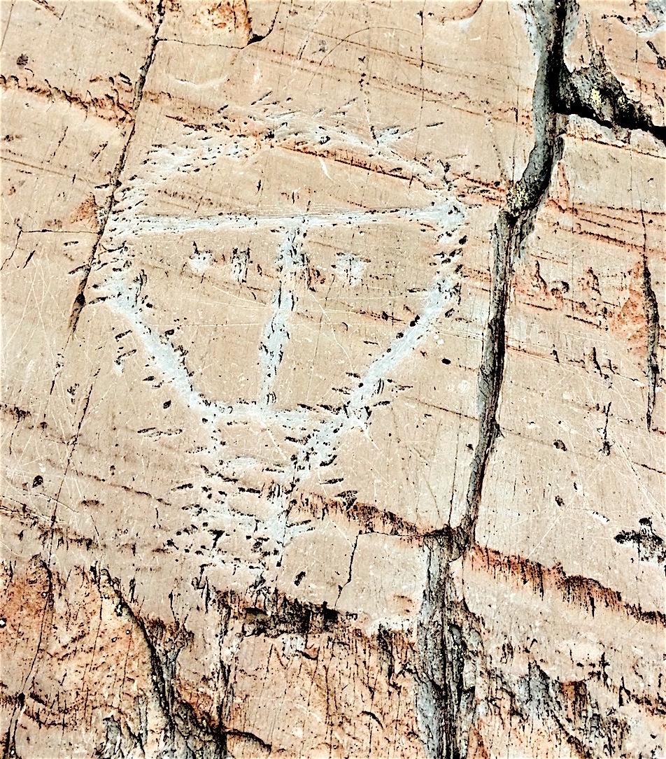 gravures rupestres mercantour